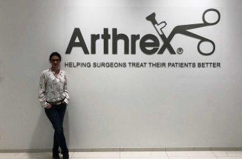 Dr. Pirkl i Brkić završile Arthrexov tečaj za PRP terapiju